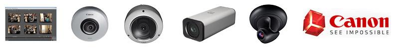 Canon CCTV Cameras
