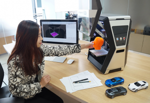 3d printing on your desktop