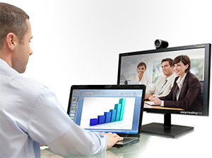 Easy Meeting Video Conferencing
